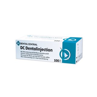 DC Dentalinjection G27 0,41x25