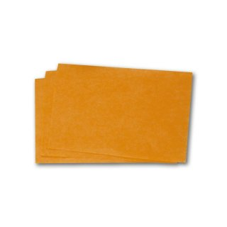 DC Tray-Filterpapier orange